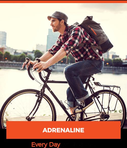 Adrenaline-Tour